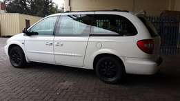 Chrysler Voyager LX. 7 Seater - Mint Condition