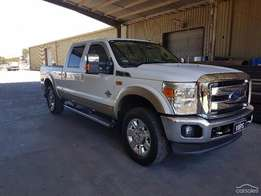 2012 Ford F250 Lariat 6.7L turbo diesel Automatic, sunroof, Turbotimer