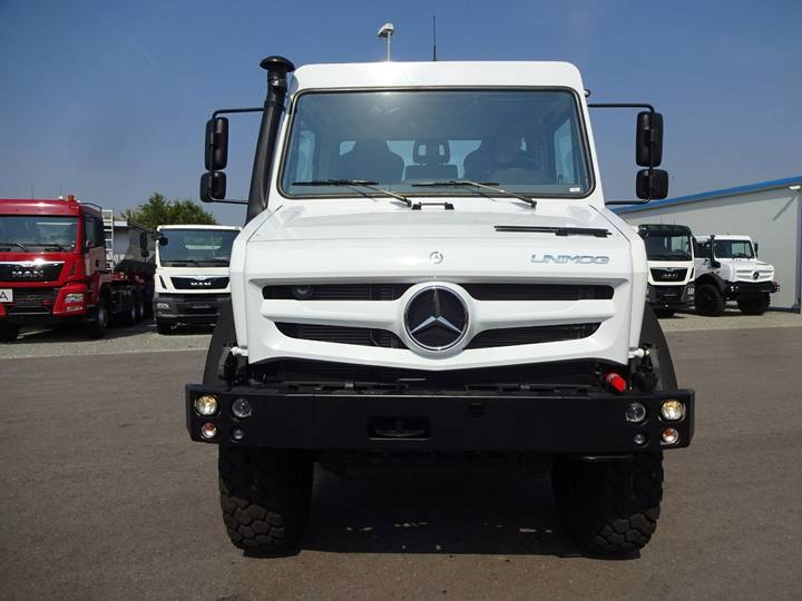 Mercedes-Benz Unimog U 5023 Neu/4x4/Fahrgestell/NA/Klima - 2016