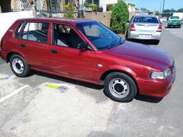 Immaculate accident free low mileage tazz