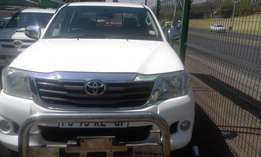 Toyota Hilux 3.0 (D4D) Four wheel drive