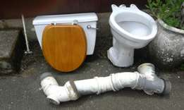 A & A Plumbing Services.