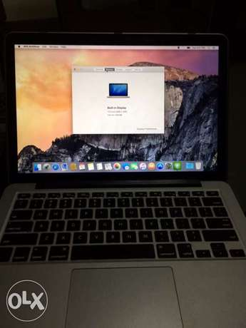 Apple MacBook Pro retina 8GB core i5 Nairobi CBD - image 2