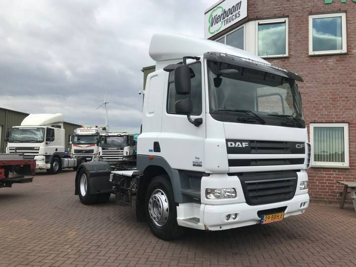 DAF CF85.360 ATE ENGINE HOLLAND TRUCK TOPCONDITION - 2012