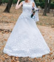 Б У - Весільні сукні - OLX.ua 91cfb0f079d43
