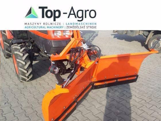 Top-Agro Snow Plough Light Series, 1,5m, Vario Hydraulic - 2017