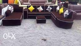 Best Modern Design 9seaters L sofa n Soffabed*Free Delivery*