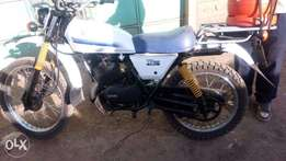 Suzuki TF-125 in Good condition