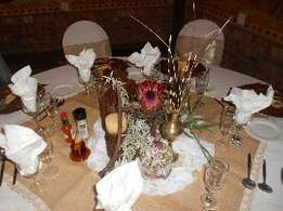 Decor, Hiring, Planning & Catering for all functions, events & parties