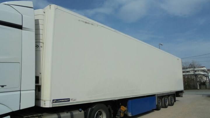 Lamberet LVFS3*Carrier 1850*Doppelstock*Bitemp* - 2011