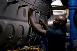 Power Generator servicing