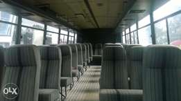 Mercedes Bus 36 seater