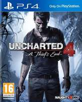 Uncharted 4 - PS4 - BRAND NEW