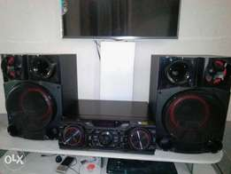 LG stereo/sound system