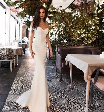Ціну знижено Весільне вечірнє плаття  8 000 грн. - Весільні сукні ... 4175f03a30b53
