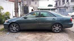 Toyota Camry LE(2004) firstbody