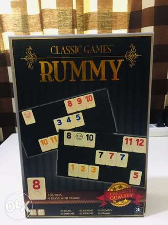 classic games rummy