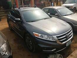 Registered Honda Accord Crosstour - 2013
