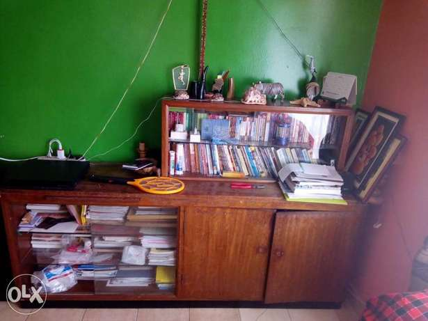 Home/office cabinet and TV stand. Kitengela - image 1