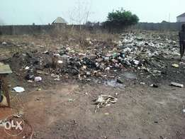 700 sqm of land for sale at the back of crush rock, Mpape-Abuja