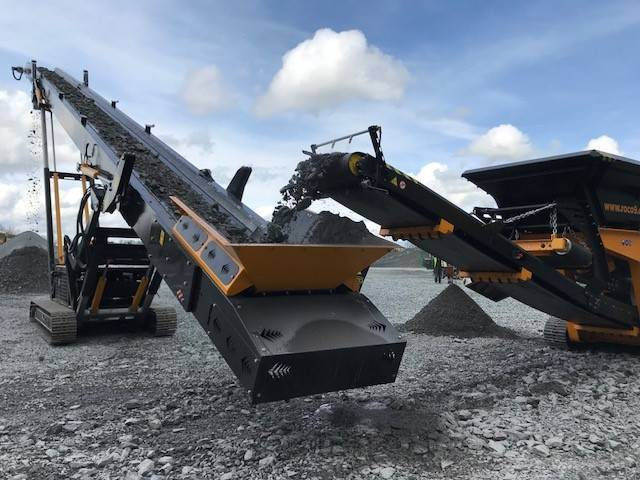 Roco T80 Tracked Stacker - 2019 - image 10