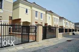 4yrs Instalment-Serviced Fully Detached Duplex in Agungi,Lekki