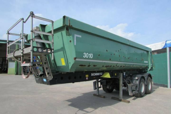 Schmitz Cargobull SKI 18 SL-7.2 SR - Kippmulde 24 m³ - Nr.: 247 - 2013