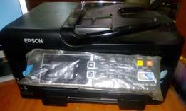 Slighlty used Epson printer