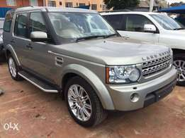 2011 Landrover Discovery 4 (FACELIFTED)