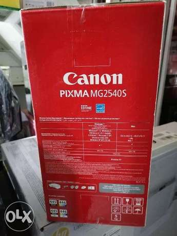 New Printer Canon PIXMA MG2540, scan, copy, print at RO 15 Only