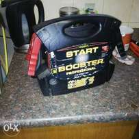 start booster profesional
