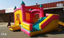 best of bouncing castles ,trampoline,facepainting and clown