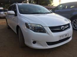 Toyota fielder Dual VVTI for sale with roof rails