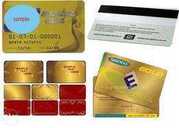 Encoding and Embossing Smart ID Cards,Proxy RFID Cards,Mifare Cards
