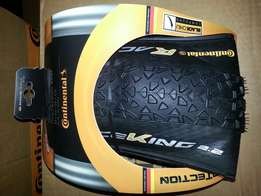 Continental bicycle tires Road and MTB.