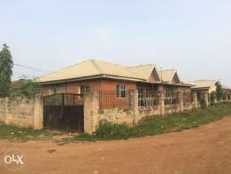 2Unit of 2Bedroom flat with Additional 3Bedroom flat behind for Sale