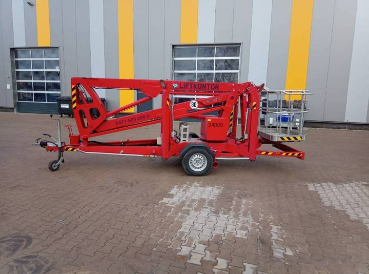 Europelift Tm15gt - 2014