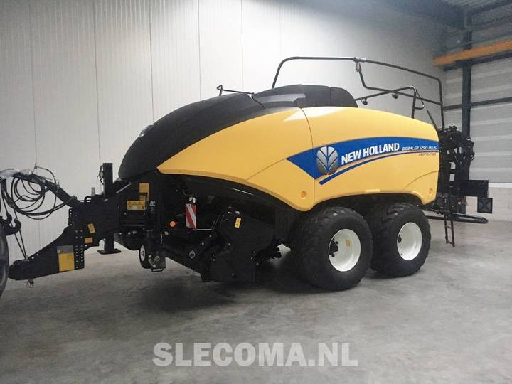New Holland BB 1290 RC plus - 2019