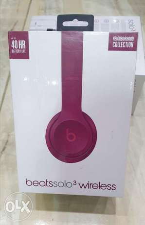 Original headphone Beats Solo3 6 أكتوبر -  2