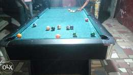 Used imported snooker board