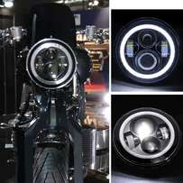 Motorcycle & Car LED headlight upgrades: For Jeep,Hummer,G55: 25000ksh