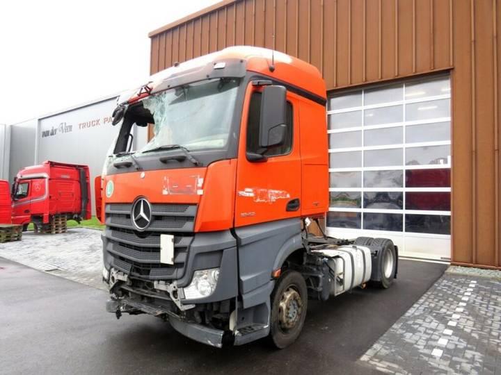 Mercedes-Benz Actros 1842 Bigspace Euro 6 !!!!! - 2013