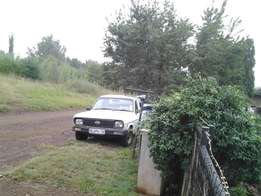 Wanted Nissan 1400 or small car 22K Max