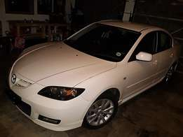 Mazda3 in a very good condition for sale