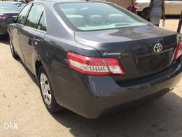Tokunbo Toyota camry 2010 Gray
