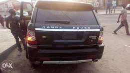 Clean upgraded 2010 to 2013 range Rover Sport on giveaway prize