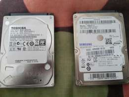 750gb laptop hard drives for sale