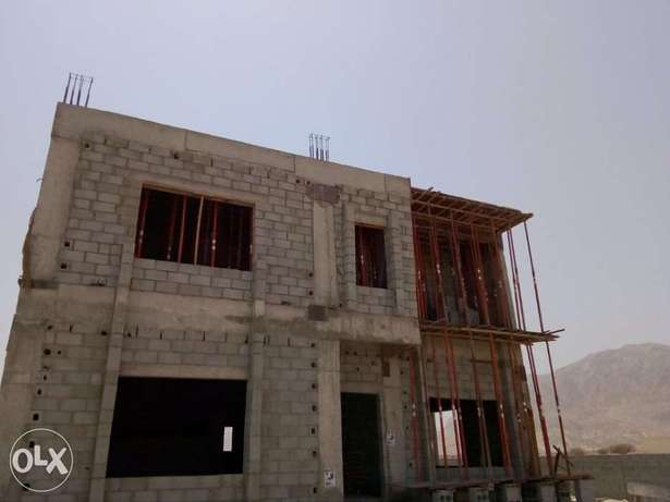 construction homes & commercial buildings مقاولات البناء