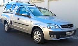 2005 Opel Corsa Utility 1.7 Dti for sale Price R35 000
