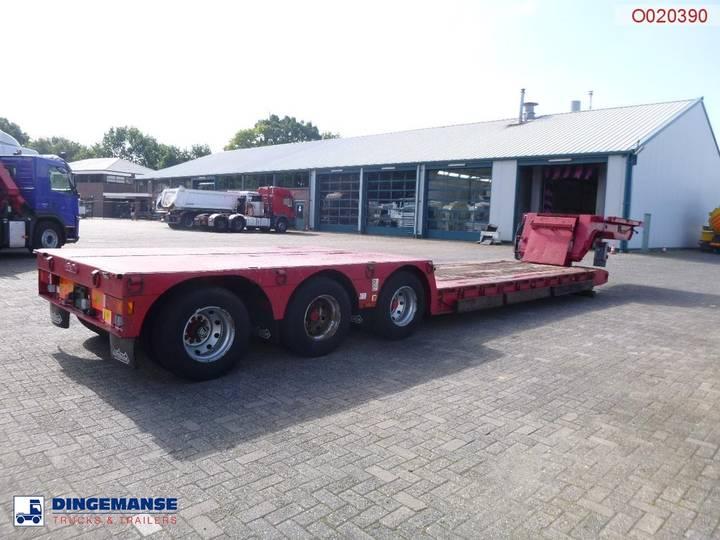 Nooteboom Semi-lowbed trailer OSDAZ-56 - 1992 - image 8